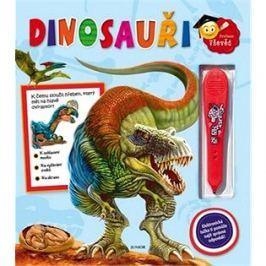 Dinosauři + elektronická tužka: Elektronická tužka ti pomůže najít správné odpovědi!