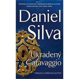 Ukradený Caravaggio: Thriller s Gabrielem Allonem