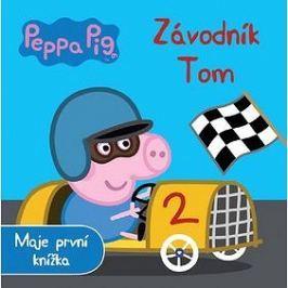 Peppa Pig Závodník Tom: Moje první knížka