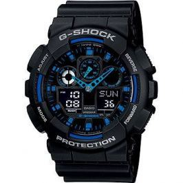 CASIO G-SHOCK GA 100-1A2