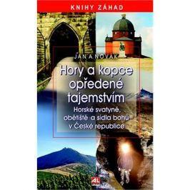 Hory a kopce opředené tajemstvím: Knihy záhad