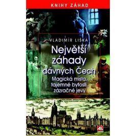 Největší záhady dávných Čech: Knihy záhad