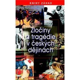 Zločiny a tragédie v českých dějinách: Knihy záhad