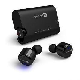 CONNECT IT True Wireless HYPER-BASS černá