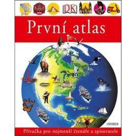 První atlas: Příručka pro nejmenší čtenářea spisovatele
