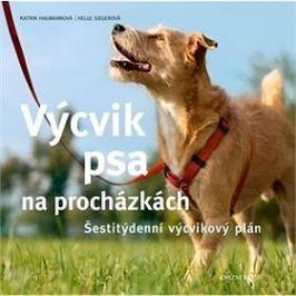 Výcvik psa na procházkách: Šestitýdenní tréninkový plán