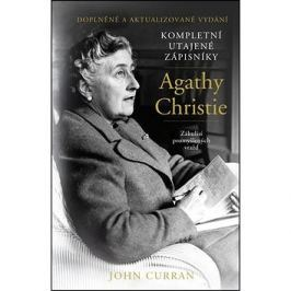 Kompletní utajené zápisníky Agathy Christie: Zákulisí promyšlených vražd