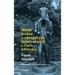 Menší knížka o německých spisovatelích z Čech a Moravy: doplněné a rozšířené vydání