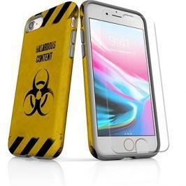 MojePouzdro Tough pro iPhone 8 SLVS0009 Na vlastní riziko