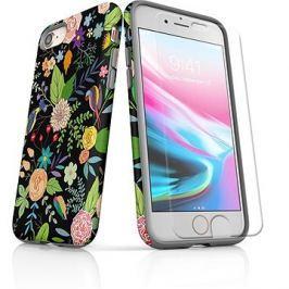 MojePouzdro Tough pro iPhone 8 SLVS0026 Noční zahrada