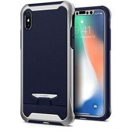 Spigen Reventon Platinum Silver iPhone X