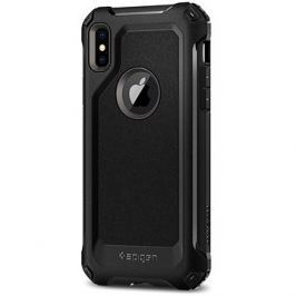 Spigen Pro Guard Gunmetal iPhone X