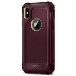 Spigen Pro Guard Gold iPhone X
