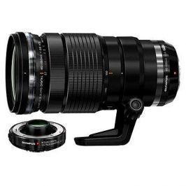 M.ZUIKO DIGITAL ED 40-150mm f/2.8 PRO černý + 1.4x telekonvertor MC-14