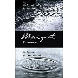 Maigret a muž z lavičky, Maigret a bezdomovec