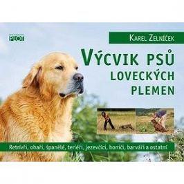 Výcvik psů loveckých plemen: Retrívři, ohaři, španělé, teriéři, jezevčíci, honiči, barváři a ostatní
