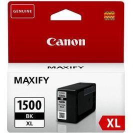 Canon PGI-1500XL BK černá