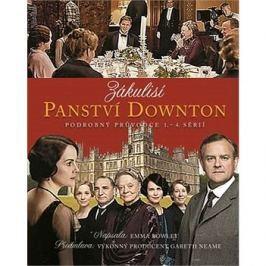 Zákulisí Panství Downton: Podrobný průvodce 1. – 4. sérií