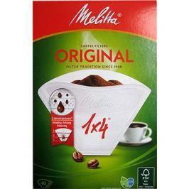 Melitta filtry Original 1x4/40 Filtry do kávovarů