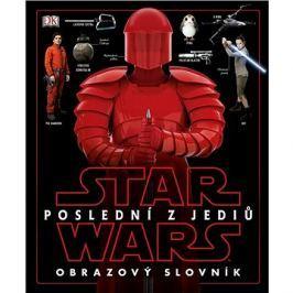 STAR WARS Poslední z Jediů Obrazový slovník
