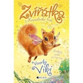 Zvířátka z Kouzelného lesa Veverka Viki