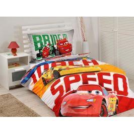 Povlečení Licenční - Cars Mach Speed 140x200 70x90