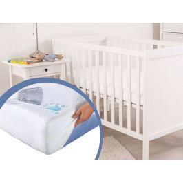 Hygienický chránič matrace do dětské postýlky 70x140 cm
