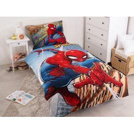 Jerry Fabrics Povlečení Spiderman Climbs 140x200 70x90