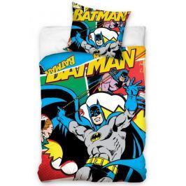 Tiptrade bavlna povlečení Batman komiks 140x200 70x90