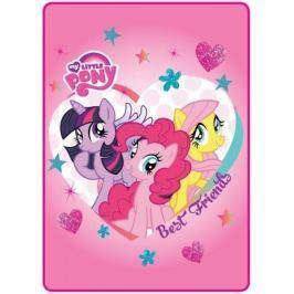 Licenční akrylová deka pro děti My Little Pony 80x110