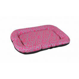 Pevný pelech pro psy Excellent růžový 94x124