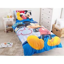 Jerry Fabrics Povlečení Mickey 004 Hello 140x200 70x90