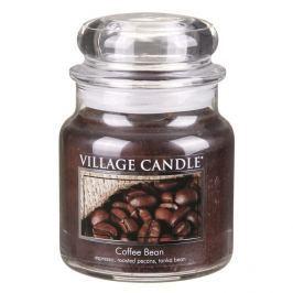 Village Candle Vonná svíčka ve skle, Zrnková káva - Coffee bean, 397 g, 397 g