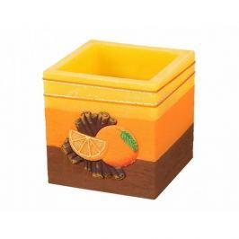Dekorativní lampion Skořice a pomeranč, hranol