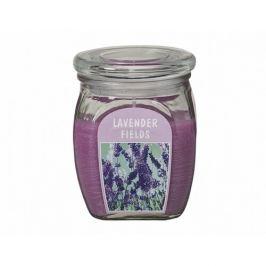 Svíčka ve skle Bolsius Lavender 120x92 mm