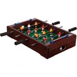 Tuin 40693 Mini stolní fotbal fotbálek 51 x 31 x 8 cm - tmavý
