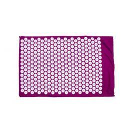 CorbySport 56862 Akupresurní jogínská podložka – fialová