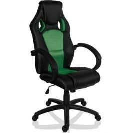 RACEMASTER® GS Series 9498 Otočná kancelářská židle ZELENÁ