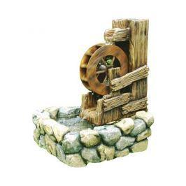 Tuin 1389 Zahradní kašna -  fontána vodní kolo