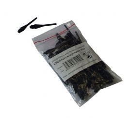 CorbySport 4326 Náhradní plastové hroty k šipkám 50 ks