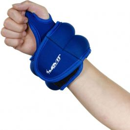 MOVIT 33068 Neoprenová kondiční zátěž 0,5 kg, modrá