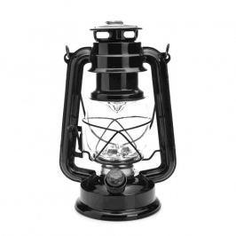 MacTronic RETRO LED lampa kempingová - černá