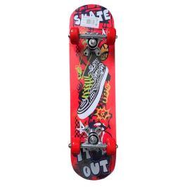 CorbySport 5721 Skateboard dětský s Alu podvozkem