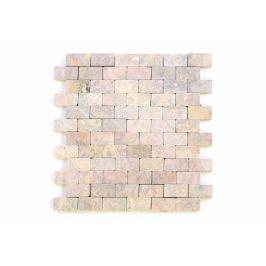 Divero Garth 1636 Mramorová mozaika 1 m2 - 30x30 cm