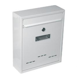 G21 RADIM Schránka poštovní malá 310x260x90mm bílá