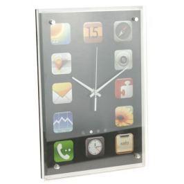 Koopman PHONE APPS 35234 Nástěnné hodiny 36 x 25 cm
