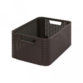 CURVER STYLE BOX úložný box - M- hnědý
