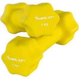 MOVIT 29317 Set 2 činek s neoprenovým potahem 1 kg