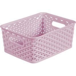 CURVER 41151 Košíček box - S - růžový