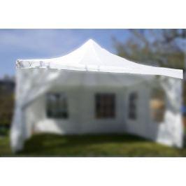 Garthen 602 Střecha na zahradní párty stan 4 x 4 m bílá